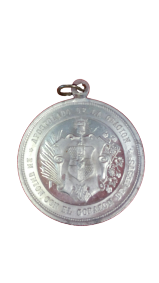 ¿Quién me kan dice algo sobre esta medalla de aluminio? 5a11