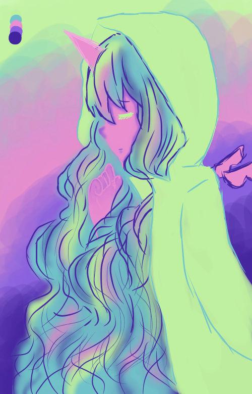 Mi evolución en el dibujo. Pony_a10