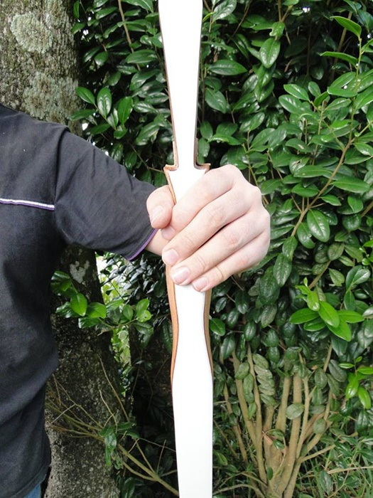 Modelos Sabiá - Old Skull Archery - R$ 450,00 Forum_65