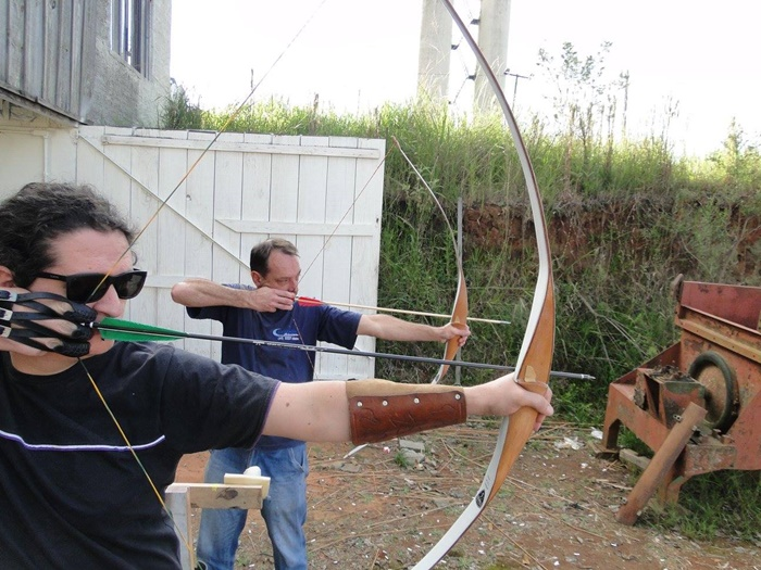 Modelos Sabiá - Old Skull Archery - R$ 450,00 Forum_75