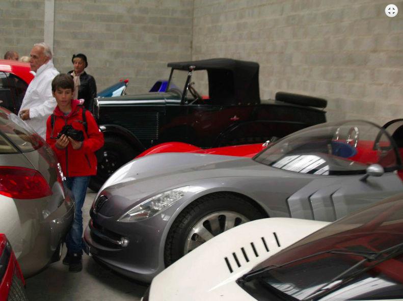 "[ MUSEO ] Aventure Peugeot - Fotos de las ""reservas"" Captur11"