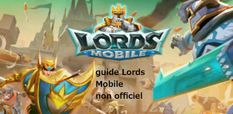 Lords mobile guide