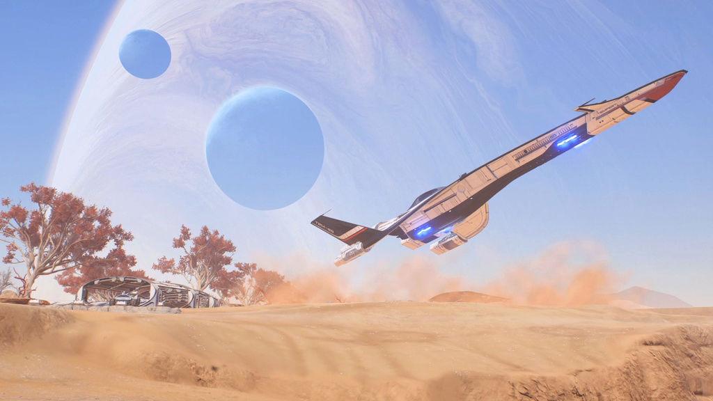[CONTEST] Sci-Fi Screenshots Contest Mass_e10