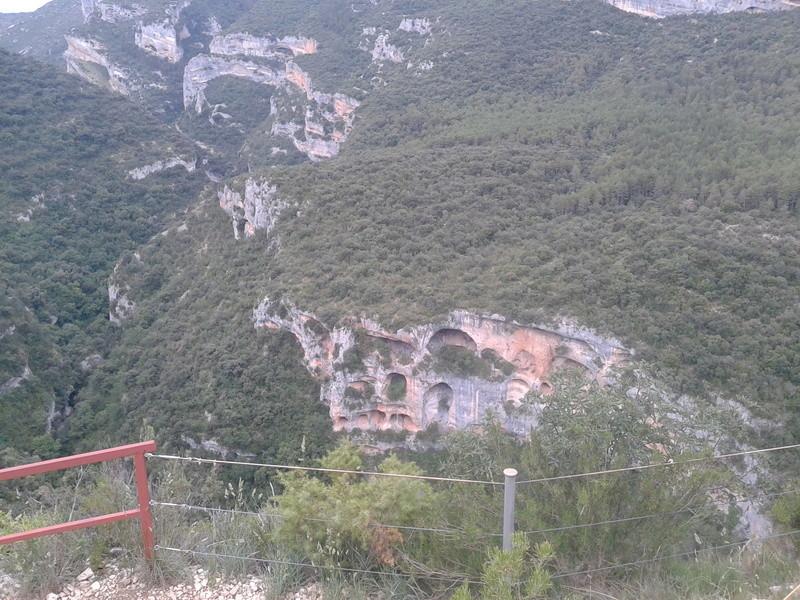 Tirada Colungo (Huesca) 20170614