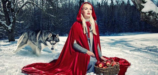 ليلى والذئب قصة مميزه 3012