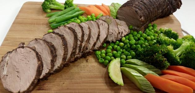 اكلة لحم التربيانكو الشهية 826