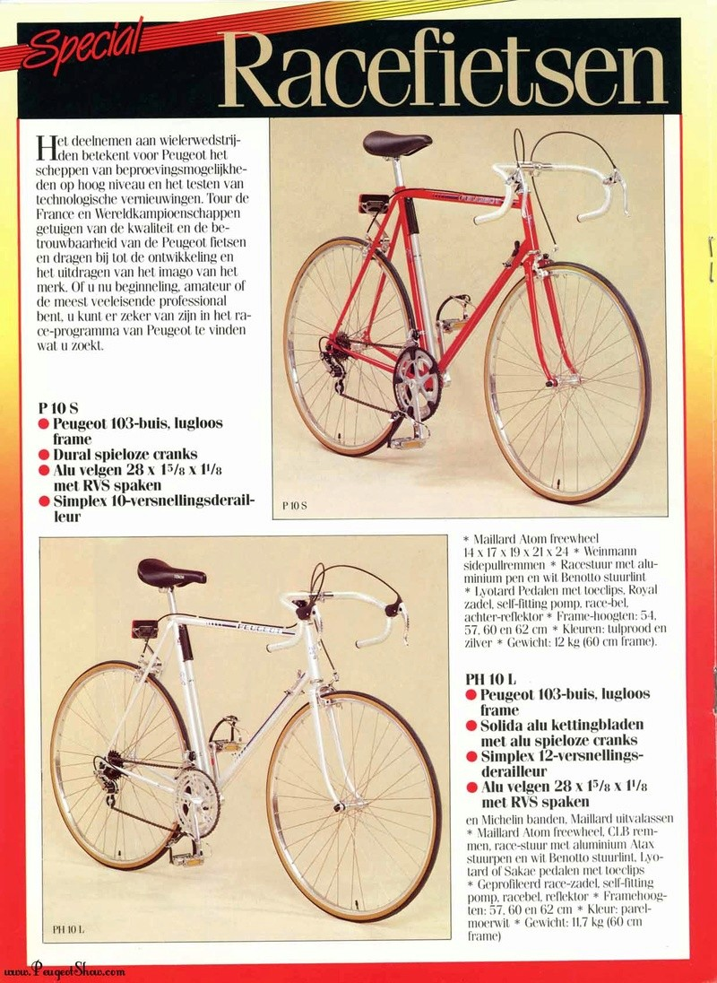 RESTAURATION PEUGEOT P10S - Page 3 1985sn10