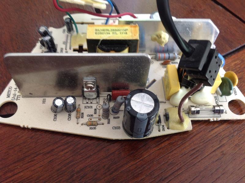 problème électronique chargeur visseuse  Img_2023