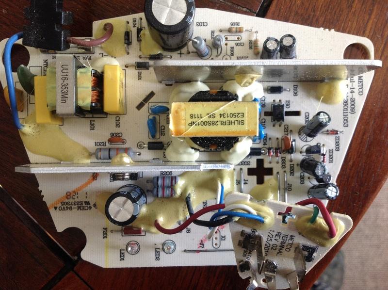 problème électronique chargeur visseuse  Img_2024