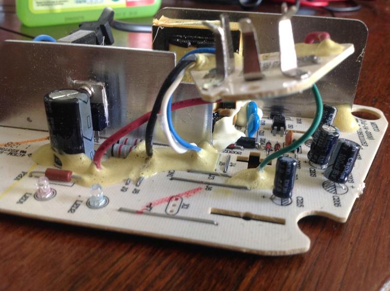 problème électronique chargeur visseuse  Img_2025