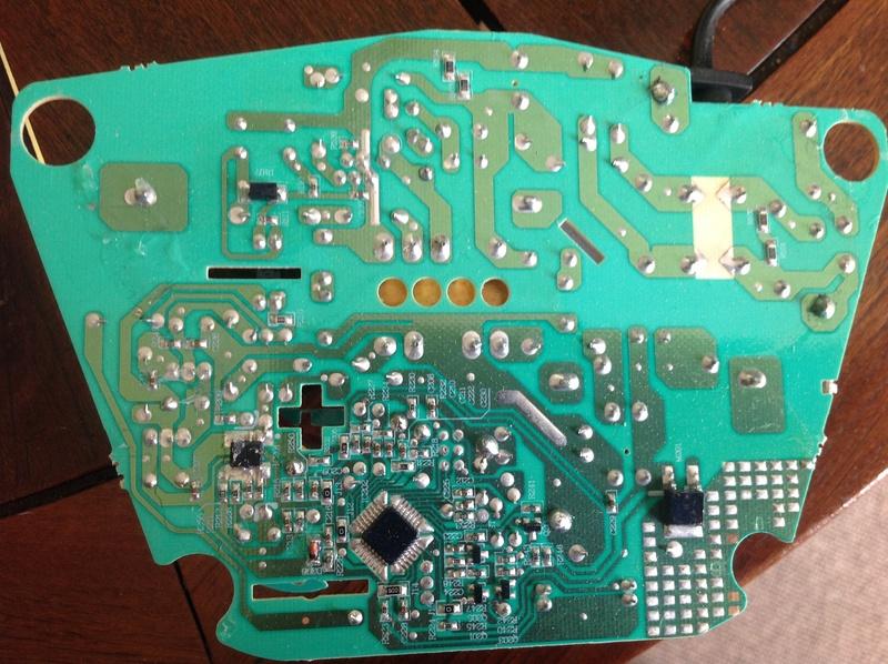 problème électronique chargeur visseuse  Img_2026