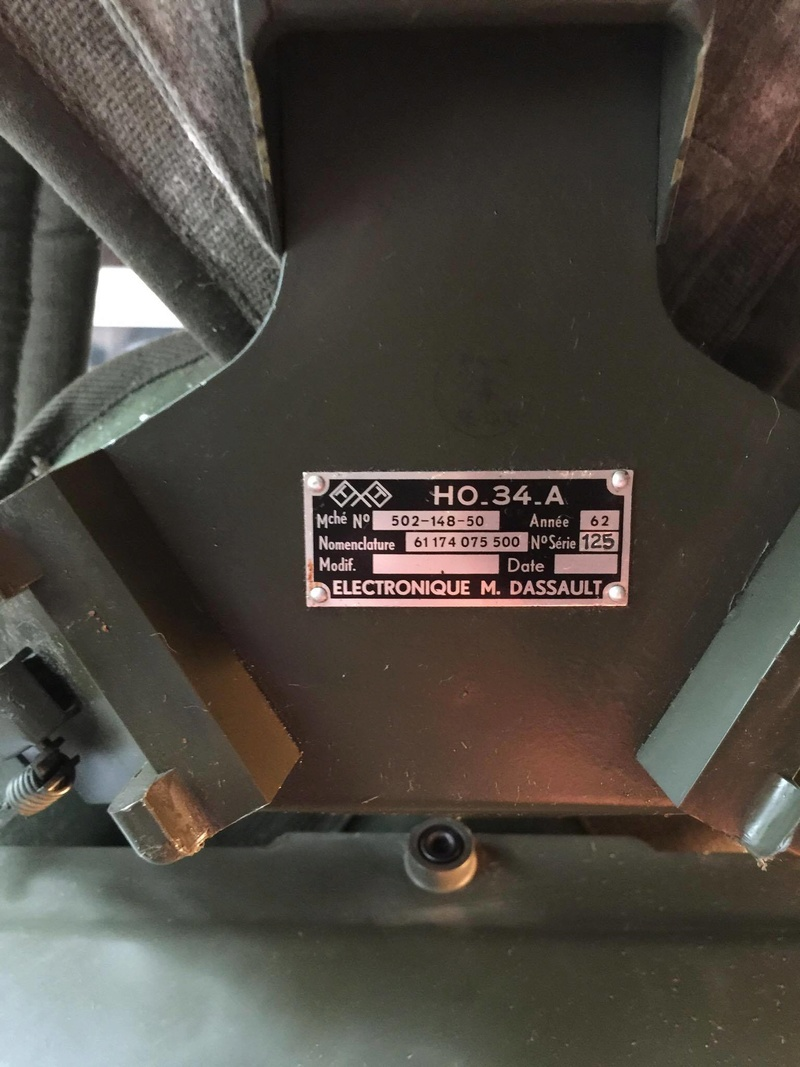 identification matériel transmission ?  1310