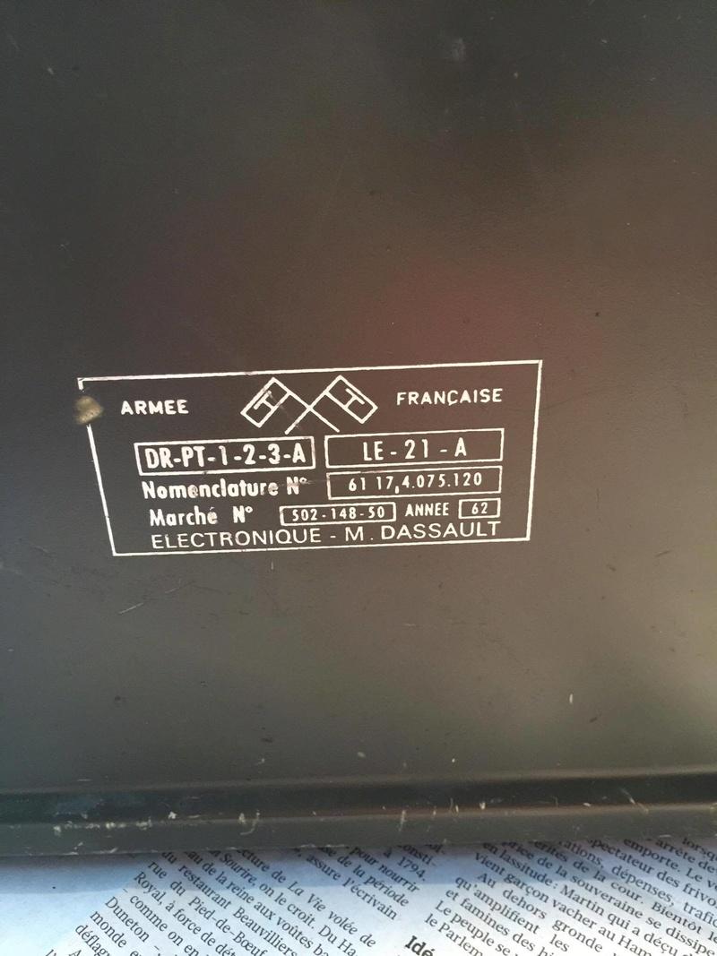 identification matériel transmission ?  3110