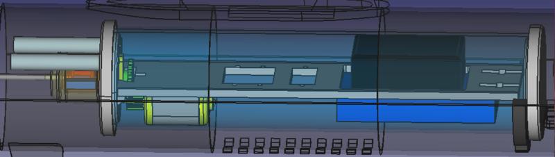 3d printed Alfa Class Russian Submarine Vista_12