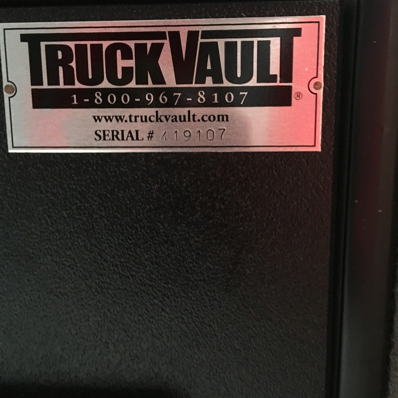 Truck Vault for SUV or Truck Img_0311