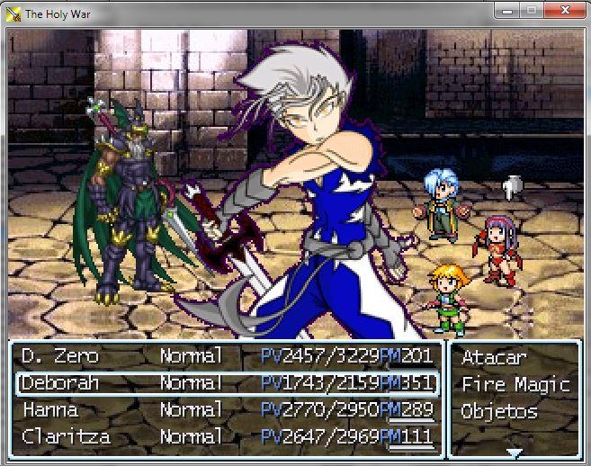 [Rpg2003] The Holy War 1.3 Demo de 3 horas jugables 210