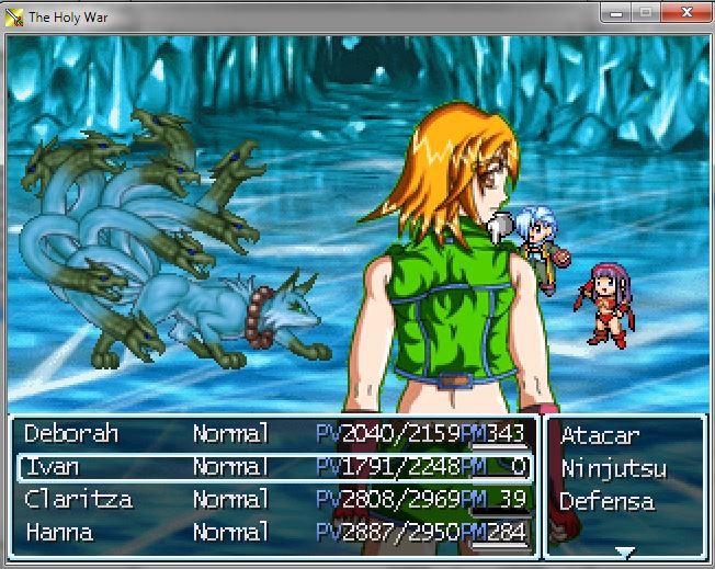 [Rpg2003] The Holy War 1.3 Demo de 3 horas jugables 510