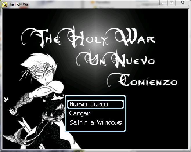 [RPG Maker 2k3] The Holy War 1.3 (3 horas jugables) Z110