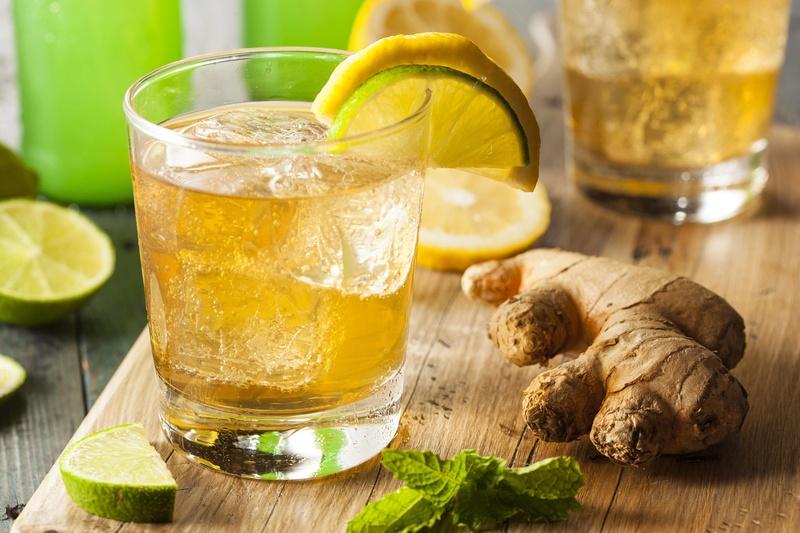 Trà Gừng - Ginger Tea làm tan Sỏi Thận, làm Sạch Gan và tiêu diệt Tế Bào Ung Thư Tra-gu10