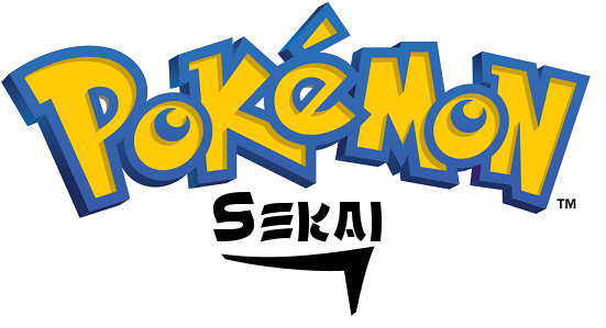 Pokemon Sekai! Logo10