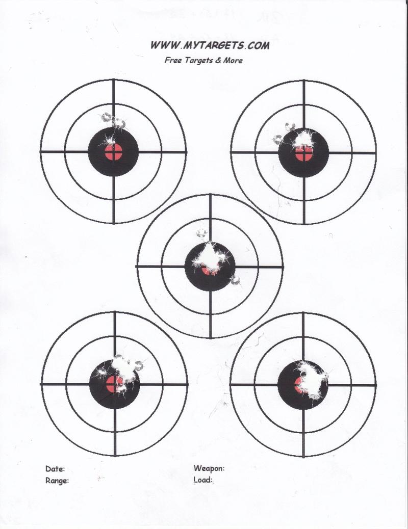 Quelles sont vos distances de tir et grouping avec une 22lr ? - Page 3 Cible_10