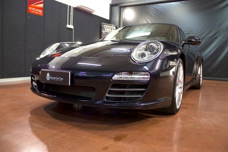 Detailing su Porsche 911 997 Carrera 4S Copia-62