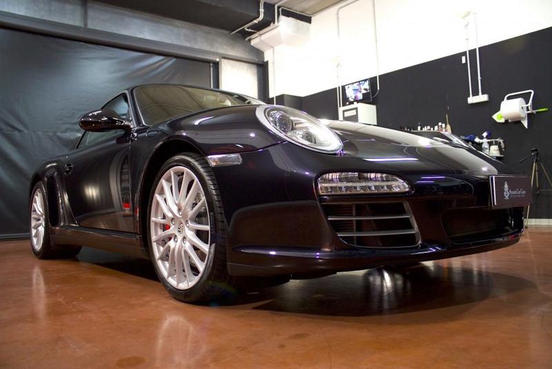 Detailing su Porsche 911 997 Carrera 4S Copia-63