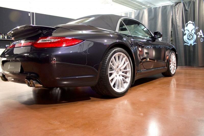 Detailing su Porsche 911 997 Carrera 4S Copia-64