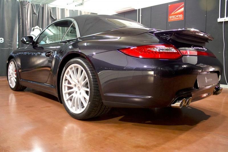 Detailing su Porsche 911 997 Carrera 4S Copia-66