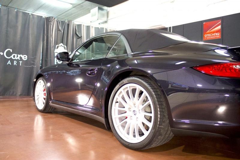 Detailing su Porsche 911 997 Carrera 4S Copia-70