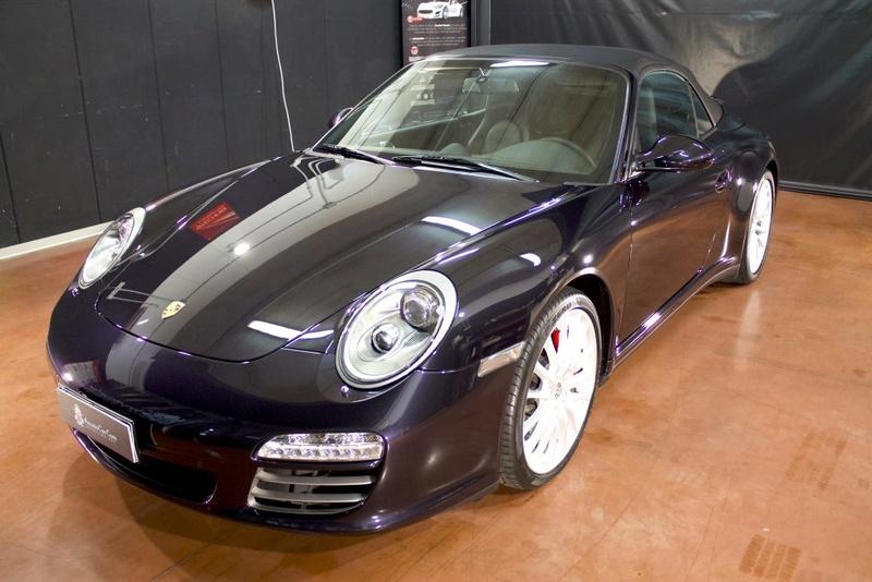 Detailing su Porsche 911 997 Carrera 4S Copia-71