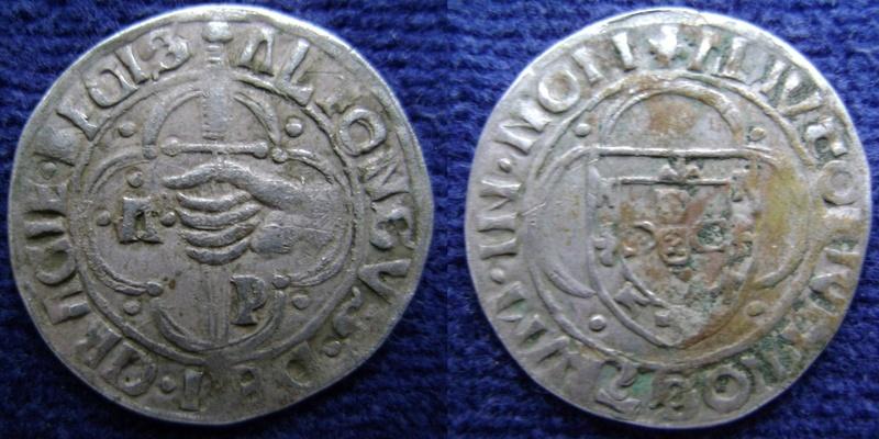 Falso Espadín de Alfonso V de Portugal. 111