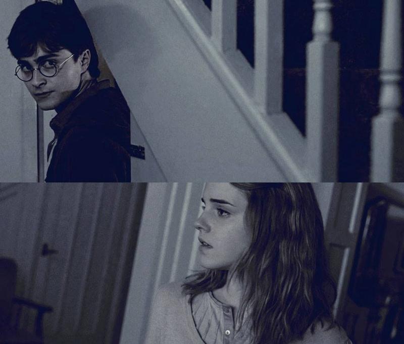 [FOTOS] Harry & Hermione. ◄Hogwarts► 10277510