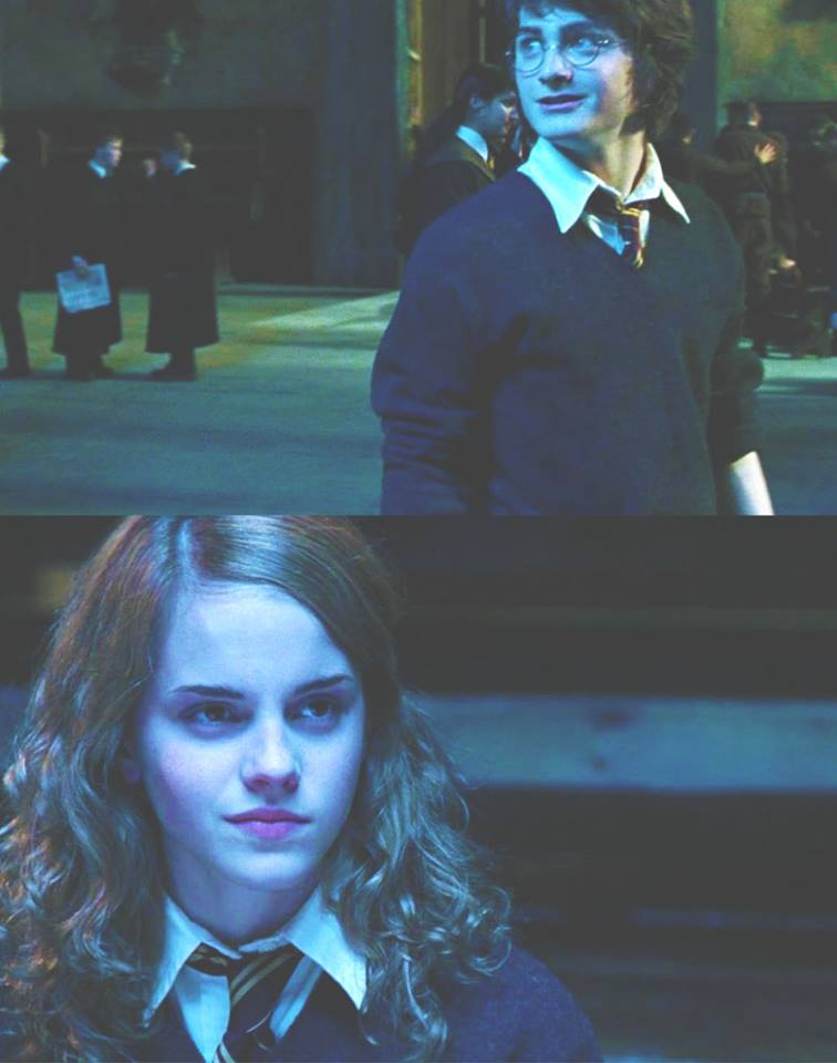 [FOTOS] Harry & Hermione. ◄Hogwarts► 10397810