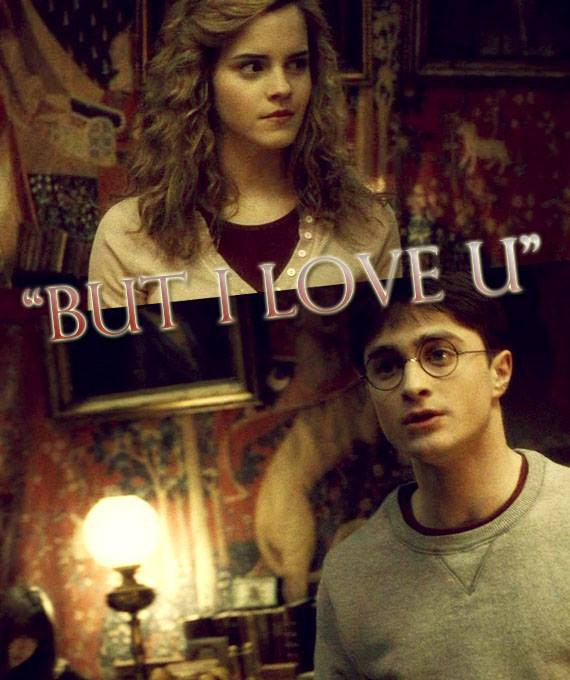 [FOTOS] Harry & Hermione. ◄Hogwarts► 12717210