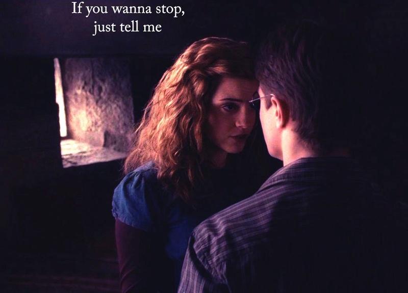 [FOTOS] Harry & Hermione. ◄Hogwarts► 12779210