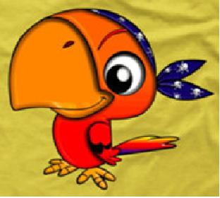 Le logo du club des Piafs Oiseau19