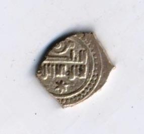Fracción de dinar de la taifa de Valencia, Abdelaziz al Mansur 00510