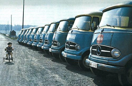 Le Forum Francophone du Mercedes 319