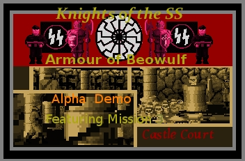 Knights of the SS - Castle Court an (stable) Alpha Demo Kss_cc10