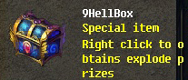 [QUEST] 9 Gates of Hell (+) SPECIAL CONTENTS ! 9box10