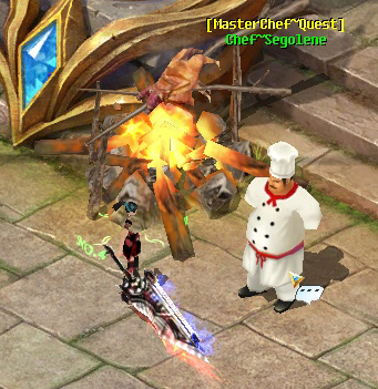 [QUEST] Master Chef  Chefnp11