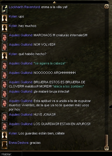 Aquiles Guillond (EL CAZABRUJAS) Quest110
