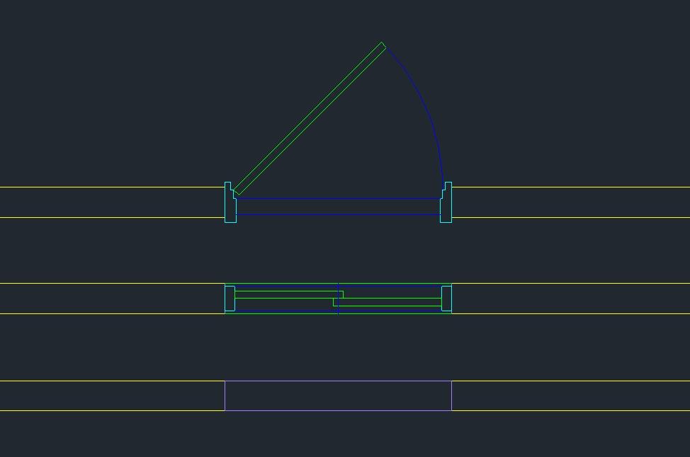 [討論]分享各種門平面繪製v2.0_Y382.LSP(適合建築與室內裝修業使用) - 頁 7 14942910