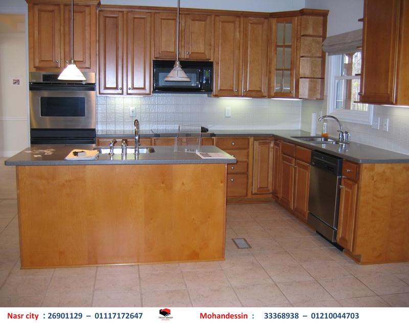 مطابخ خشب اكريلك - شركة مطابخ  - مطابخ خشب ( للاتصال  01210044703) O_u_oo11