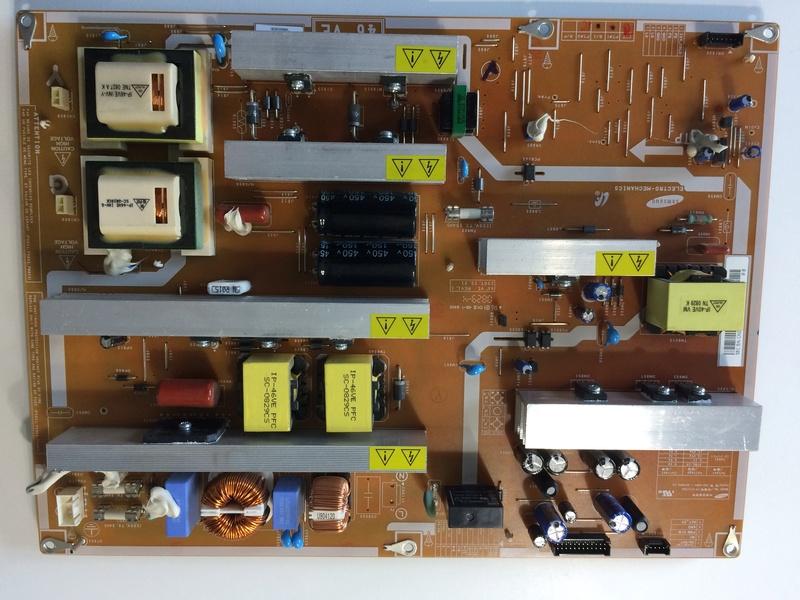 Réparation Télé LCD Samsung le40a676  - Page 2 Le46a610