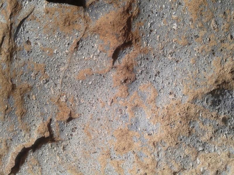 Ayuda identificar roca curiosa 18238510
