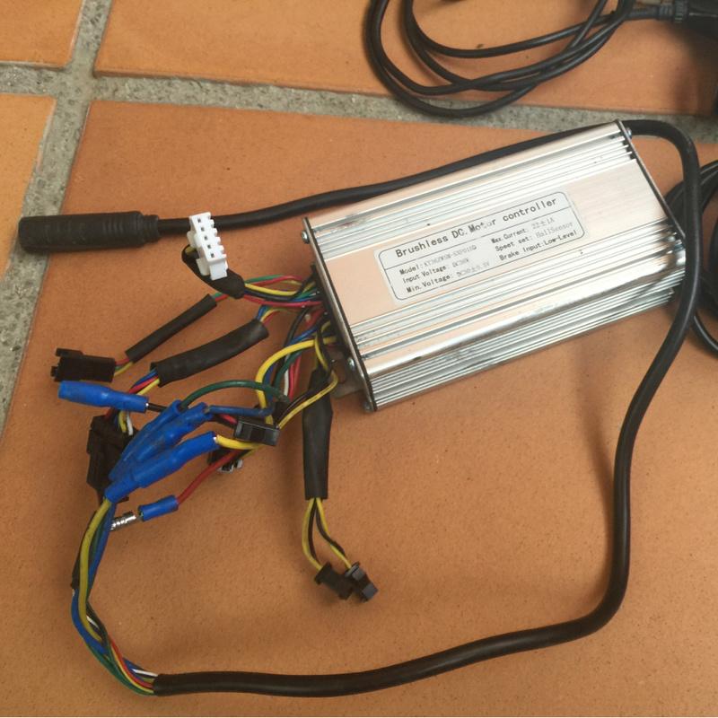 "Vendido Kit BPM Trasero 26"" 36v. 500W sin batería Img_2612"