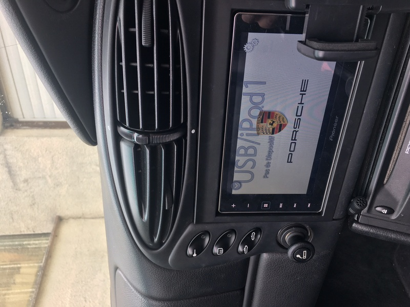 Test CarPlay / Pioneer SPH-DA120 sur mon Boxster 986 Année 2000 Img_2910