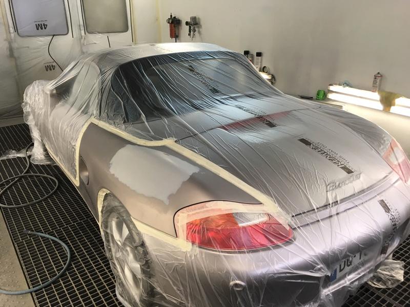 Peinture aile arrière Porsche Boxster Img_3114